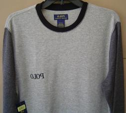 NWT POLO RALPH LAUREN Mens M WAFFLE KNIT THERMAL LOUNGE PAJA